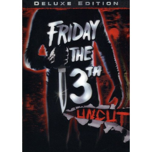 Friday The 13th Uncut (Deluxe Edition) (Widescreen)
