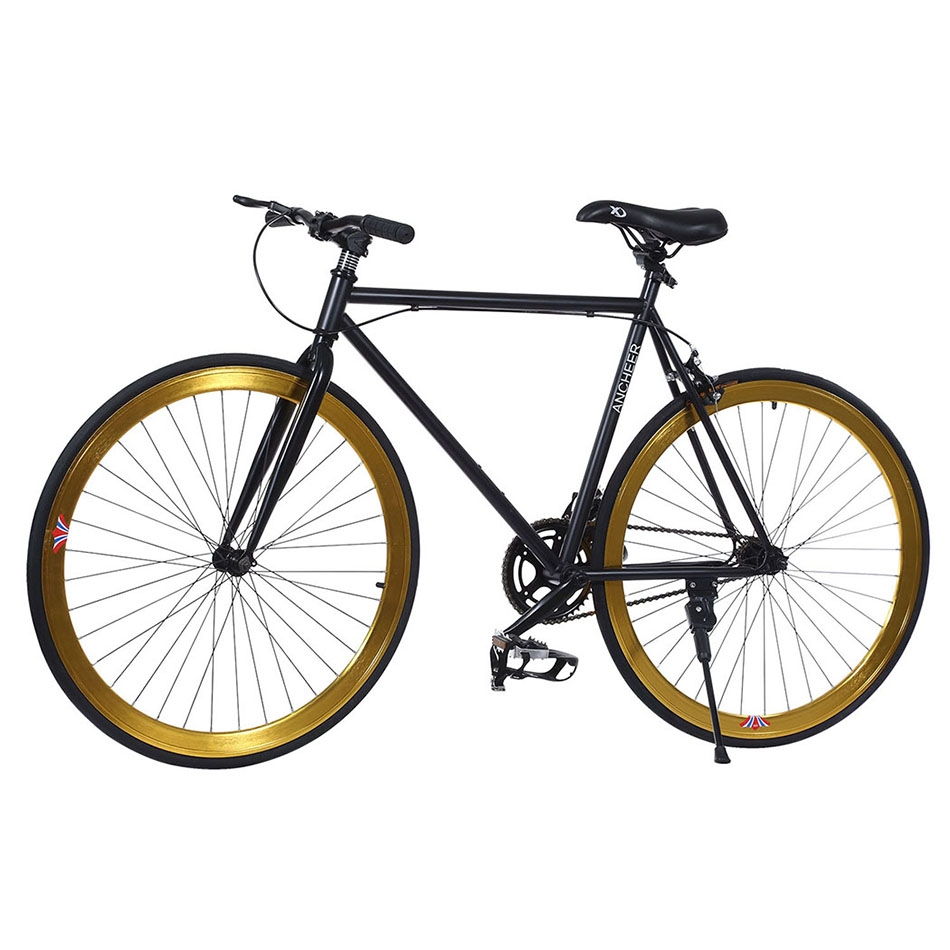 Highspeed Bike Road Bicycle 26inch Fixed Gear Single Spee...