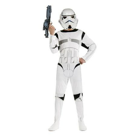Morris Costumes RU810092 Stormtrooper Standard Adult Costume