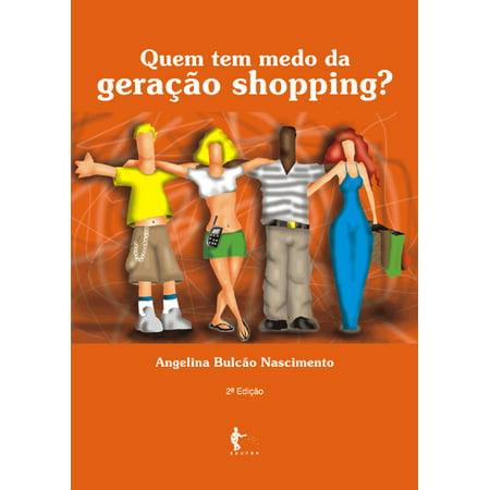 Quem tem medo da geração shopping? uma abordagem psicosocial - (Transtornos Da Aprendizagem Abordagem Neurobiologica E Multidisciplinar)