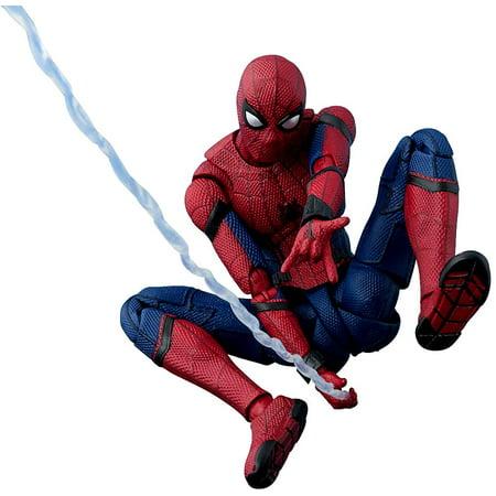 Marvel S.H. Figuarts Spider-Man Action Figure [Tamashii Option Act Wall ]
