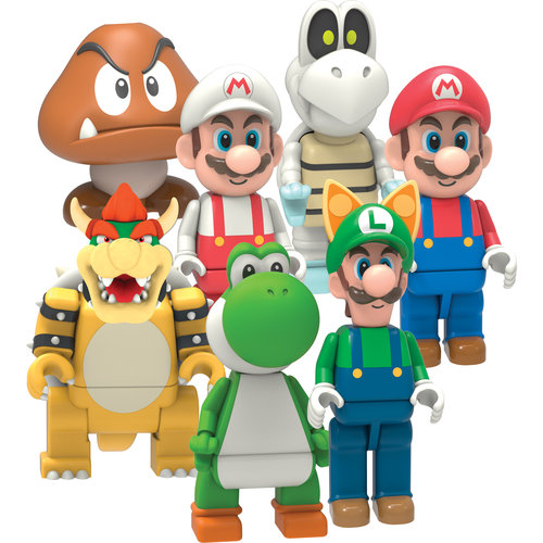 World of Nintendo Super Mario Series 7 Mystery Pack