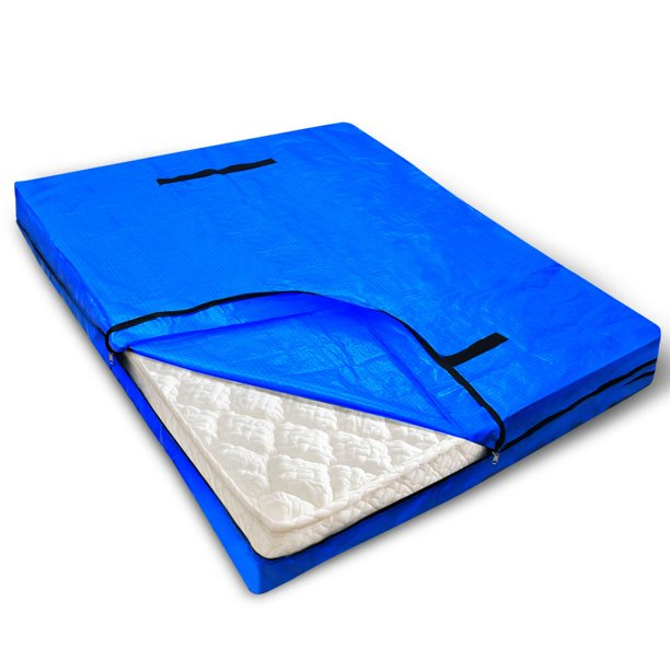 Mattress Bag with 8 Handles for Moving and Storage - King ...