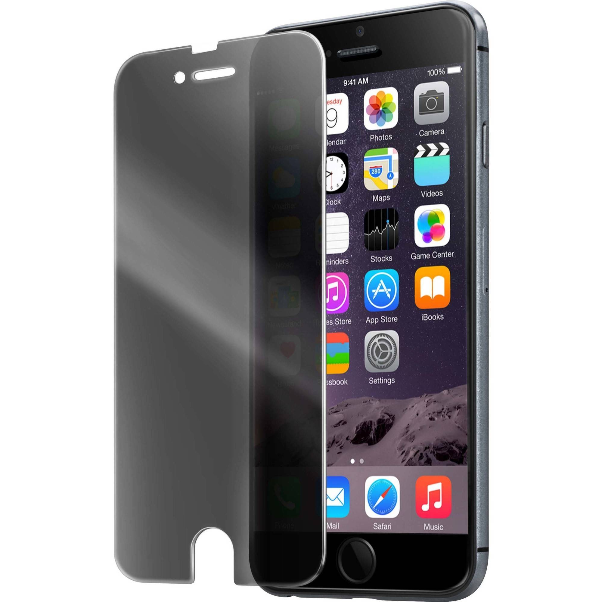 LAUT Privacy GLS LAUT_IP6_PP Glass Screen Protector for Apple iPhone 6/6S