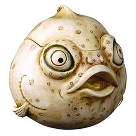 Roly Poly: Monica (Fish), Collection: Treasured Jests By Harmony Kingdom