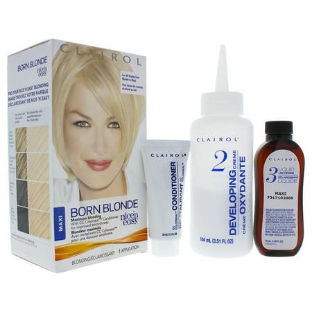 Clairol Nice N Easy Born Blonde Maxi 1 Application Hair Color