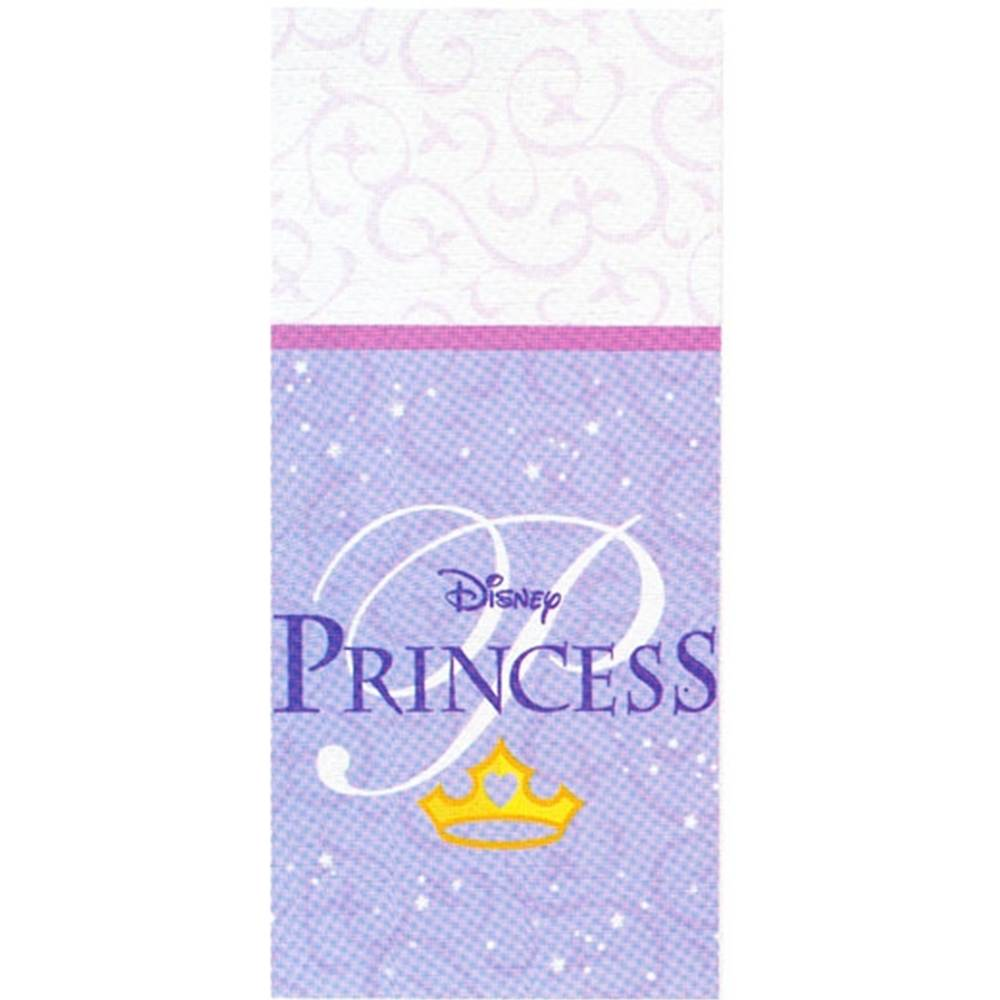 Disney Princess Paper Table Cover (1ct)