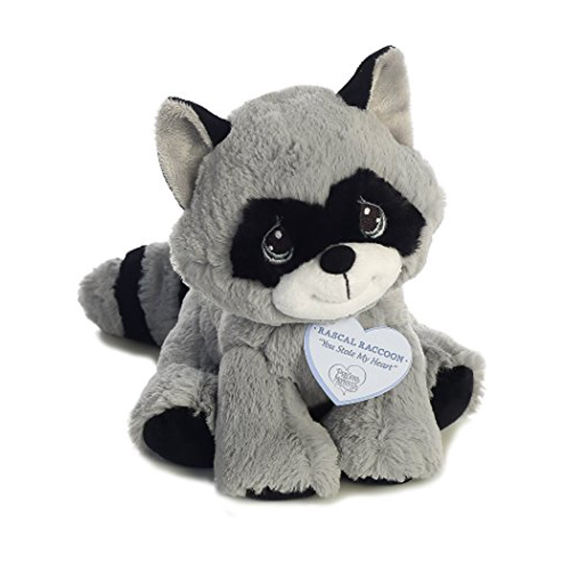b0506ad55d79 Rascal Raccoon 8 inch - Baby Stuffed Animal by Precious Moments (15705) |  Walmart Canada