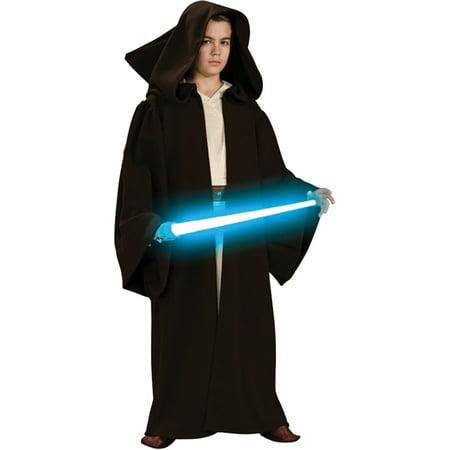 Morris costumes RU883165MD Jedi Robe Super Dlx Chld Mediu - Jedi Bathrobe
