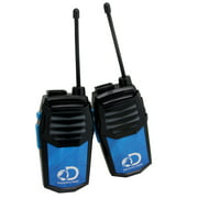Discovery Kids for Boys Night Action 2-in-1 Walkie Talkie with Built In Flashlight