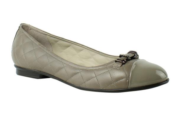 ECCO 265603 Black Ballet Flats Womens Flats Size 11 by Ecco