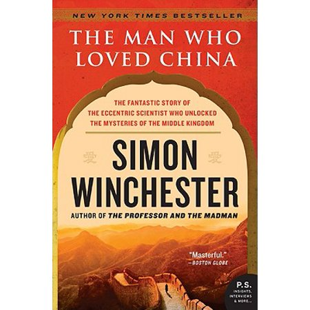 The Man Who Loved China - eBook - Chinese Symbols For Love