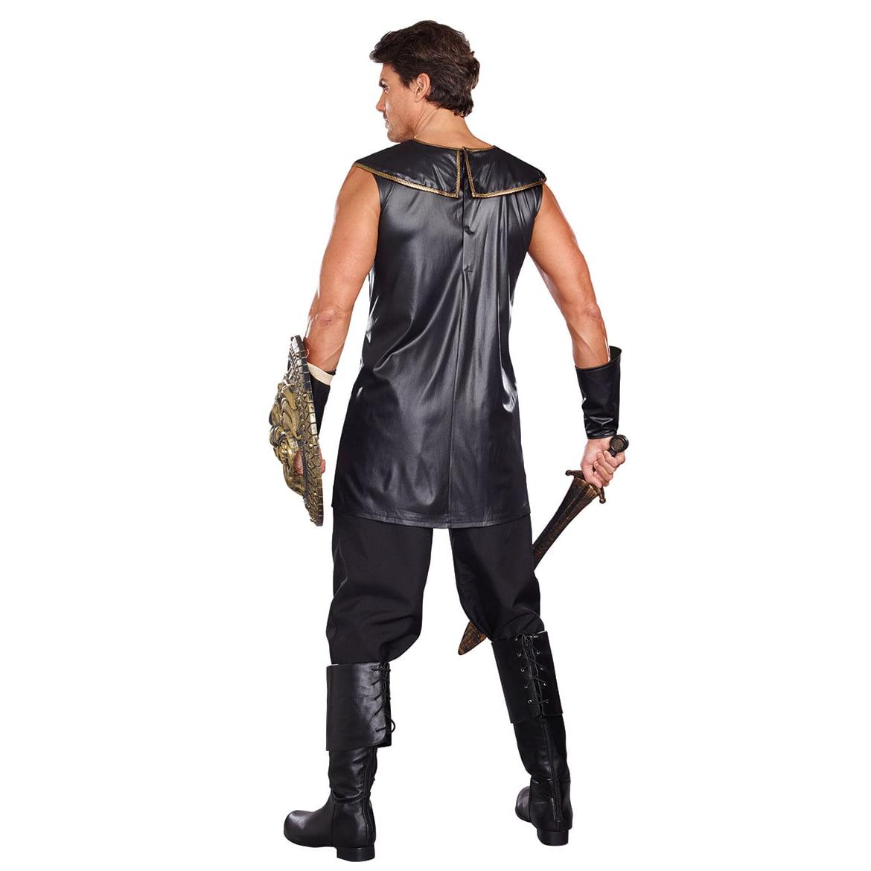 Deadly Warrior Men Costume