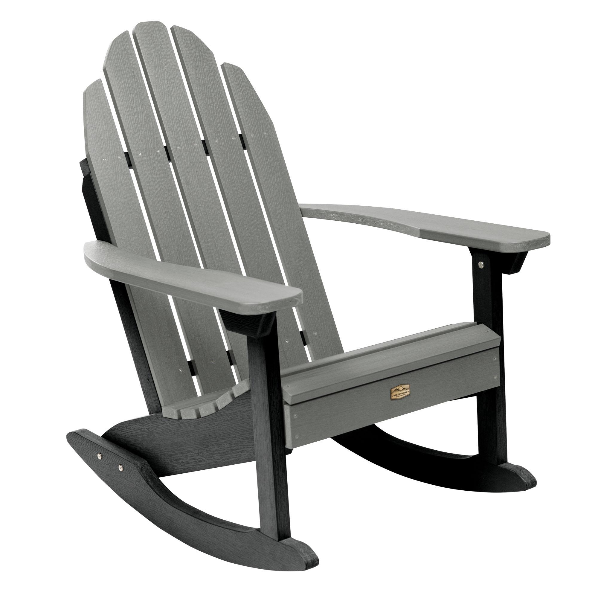 The Essential Adirondack Rocking Chair