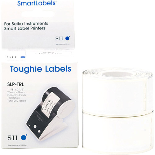 Seiko SLP-TRL Tuffy Address Label