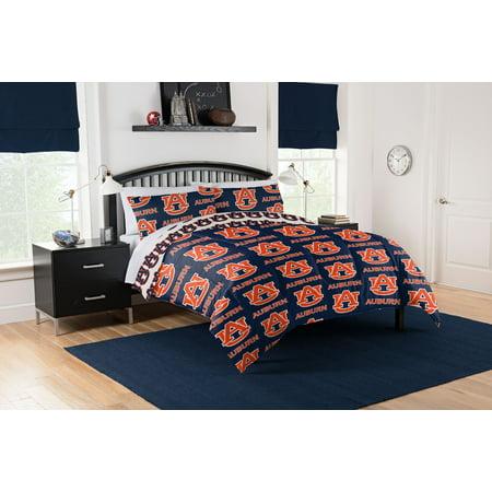 Auburn Bed Set (Auburn Tigers Full Bed In Bag Set )