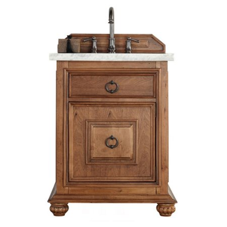 James Martin Mykonos 26 in. Single Bathroom Vanity