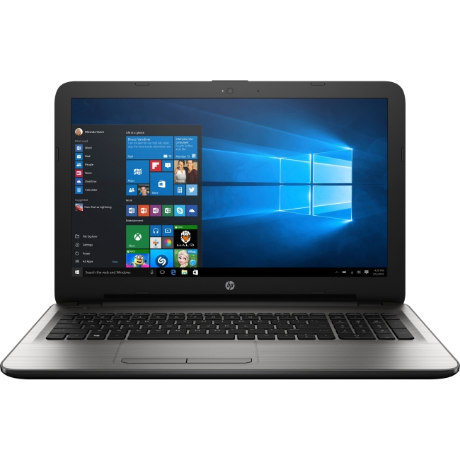 "Hp 15-ba000 15-ba040nr 15.6"" Touchscreen Notebook - Amd A-series - 8 Gb Ram - 1 Tb Hdd - Amd - Windows 10 Home - 1366 X 768 16:9 Display - Bluetooth - Ieee 802.11b/g/n Wireless Lan - (w2m95ua-aba)"