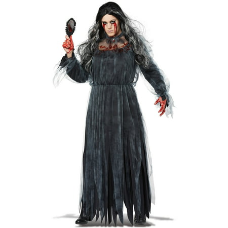 Queen Mary California Halloween (Bloody Mary Plus Size Costume)