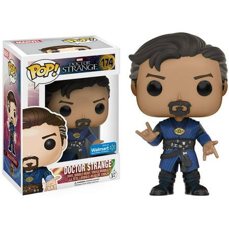 Funko POP! Marvel Dr. Strange, Dr. Strange, Walmart Exclusive