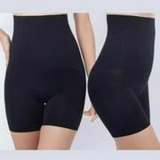 Seamless High Waist Shaping Shorts Tummy Control Panties Bodyshorts Body Shaper Thigh Slimmer Shapewear Women
