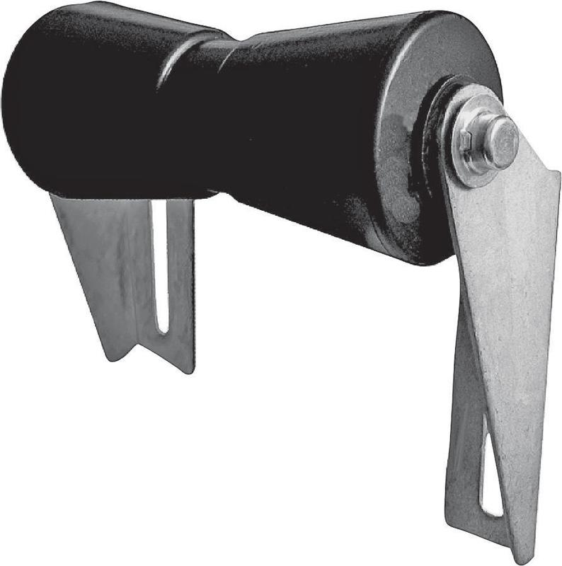 Multinautic 34106 Keel Roller Kit, For Use With Boat Ramps