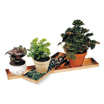Achla Designs Long Planter Drip Tray