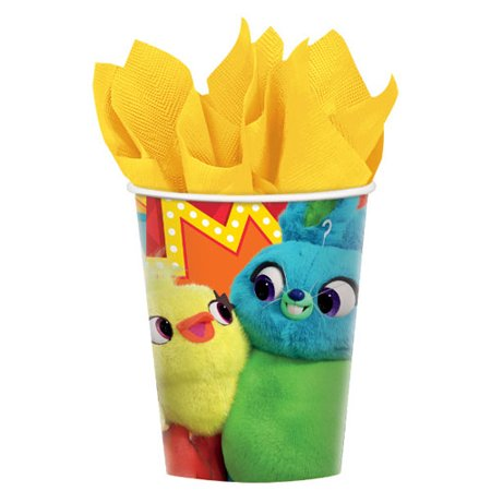 Toy Story Buttercup (Toy Story 4 9oz Paper Cups)