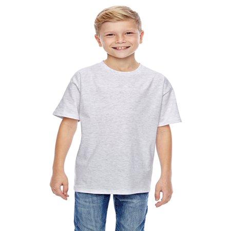 Hanes Kids' Nano-T T-Shirt, Style 498Y (Hanes Kids Shirt)
