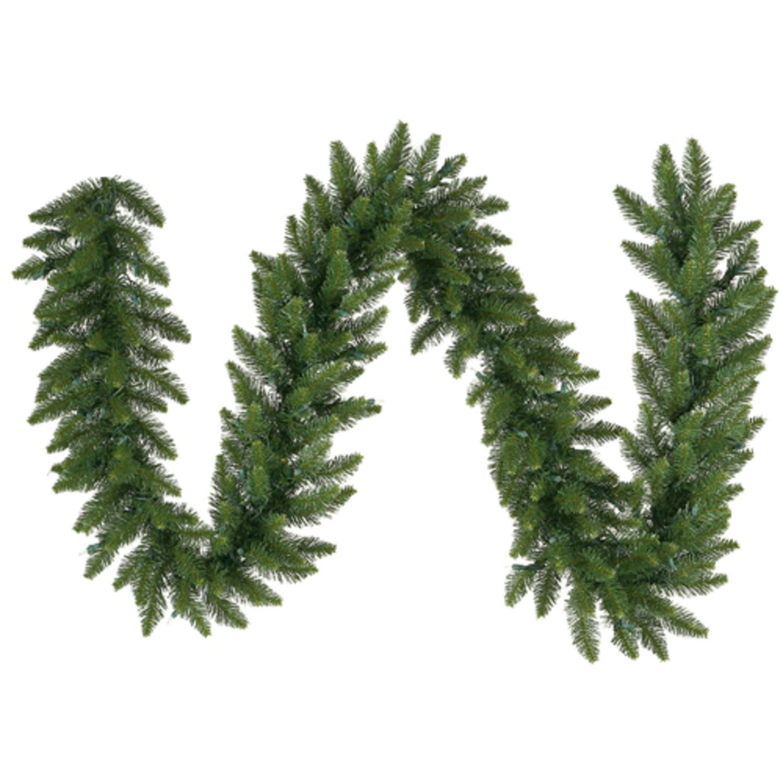 """50' x 12"""" Camdon Fir Commercial Artificial Christmas Garland - Unlit"""
