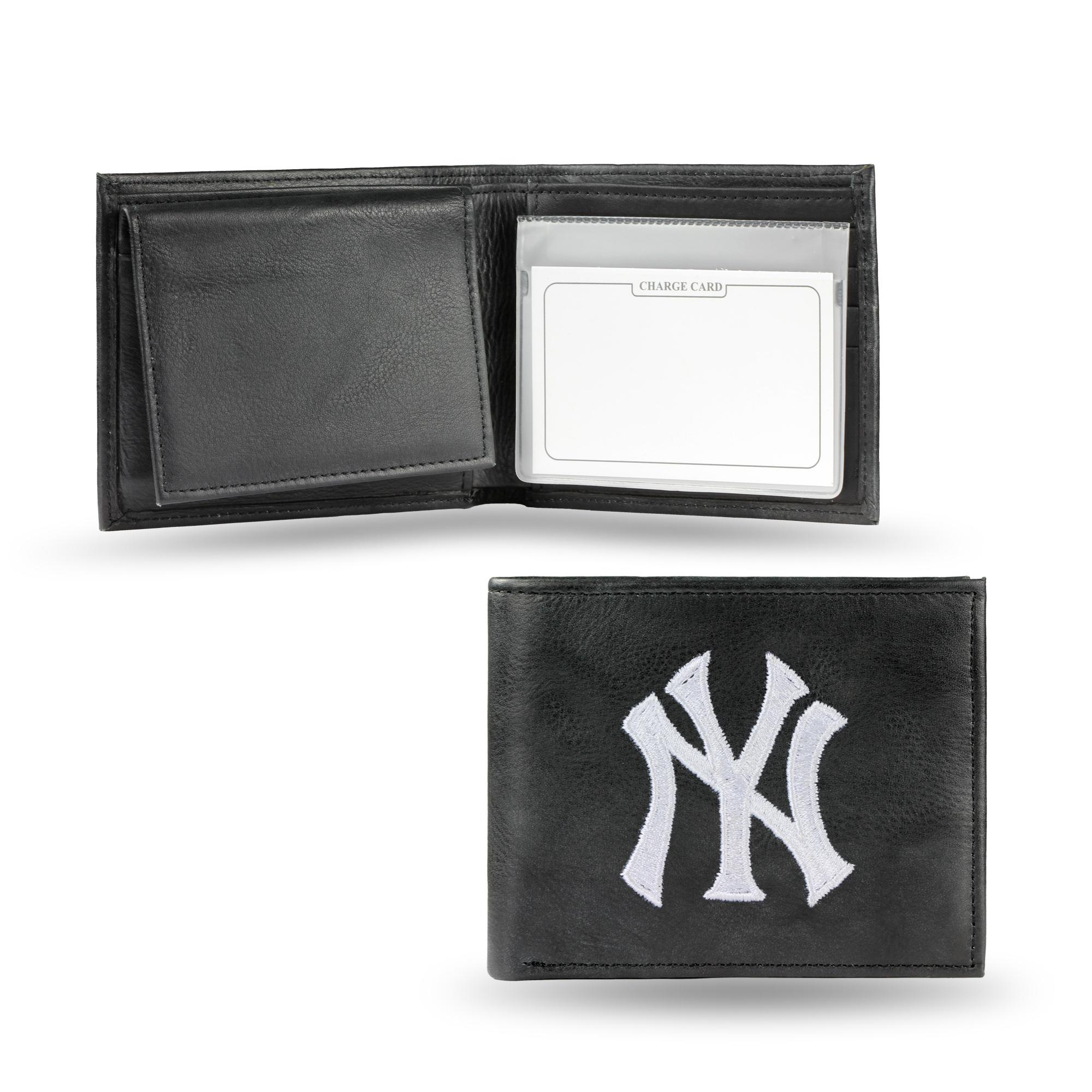 MLB Embroidered Billfold - New York Yankees