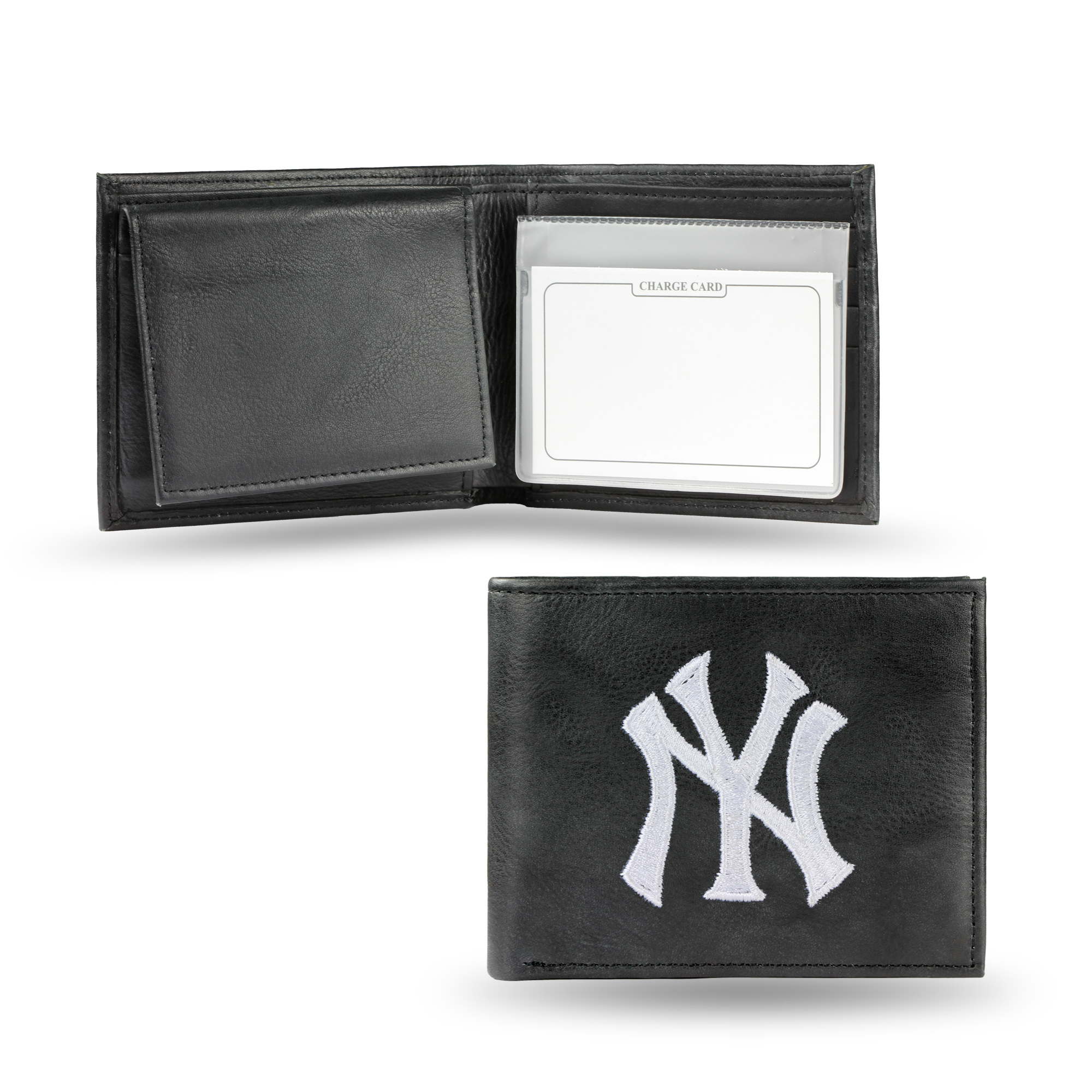 MLB Embroidered Billfold - New York Yankees