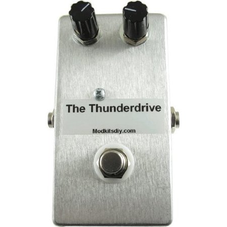 Overdrive Effects Pedal Kit The Thunderdrive By MOD Kits