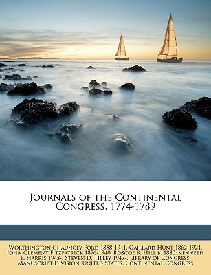 Journals Continental Congress
