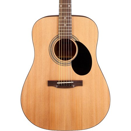 Jasmine S-35 Dreadnought Acoustic Guitar Natural (Jasmine By Takamine Es31c Acoustic Electric Guitar Review)