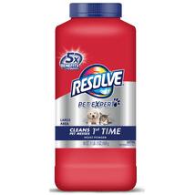 Carpet Cleaner & Deodorizer: Resolve Pet