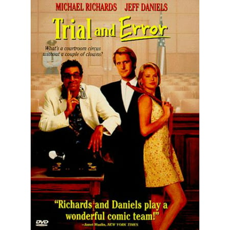 Trial and Error (DVD)