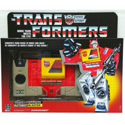 Transformers Toys Vintage G1 Autobot Blaster Collectible Action Figure By Brand Transformers