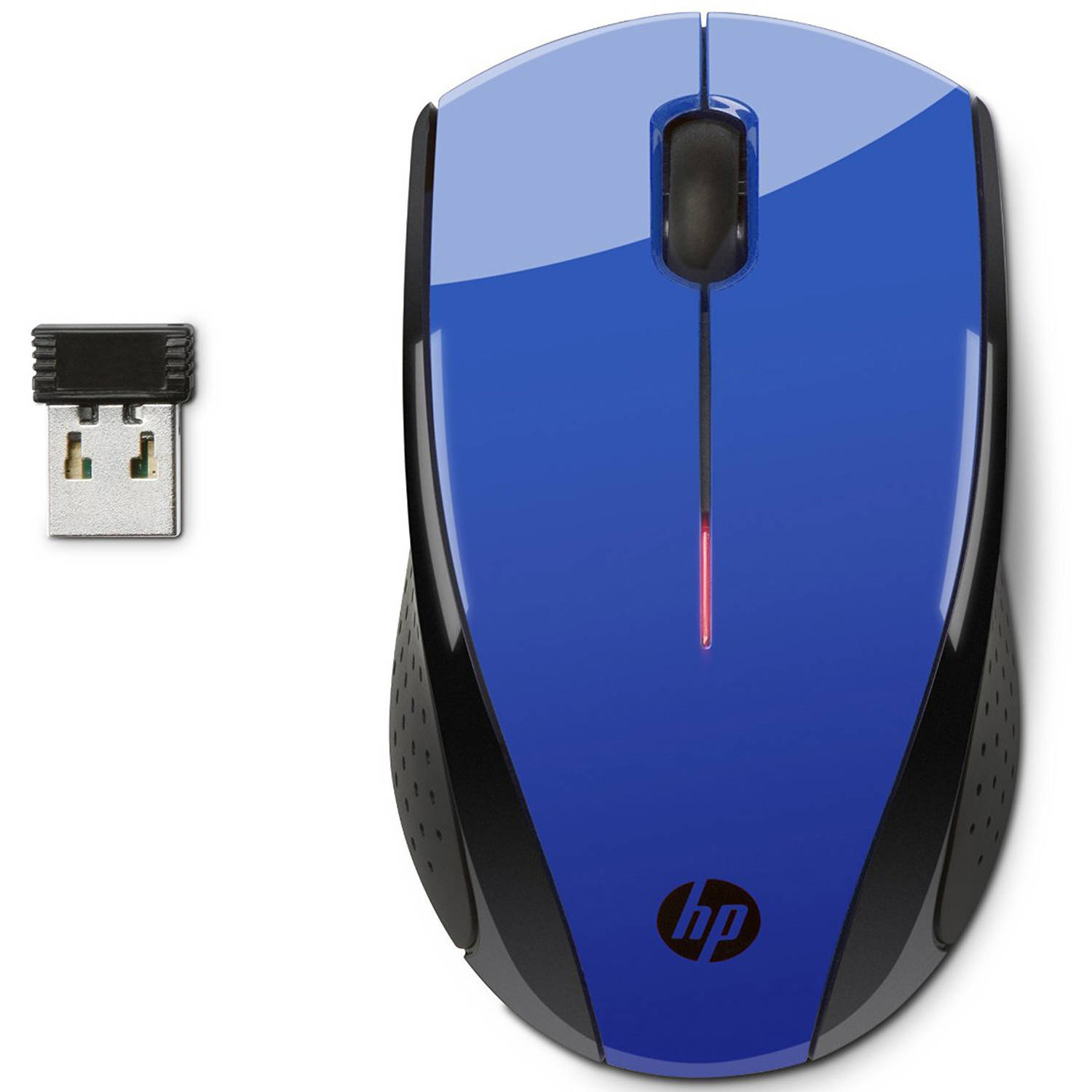 HP N4G63AA#ABA X3000 Wireless Mouse, Cobalt Blue