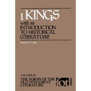 1 Kings : With an Introduction to Historical Literature