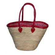 Casablanca Market Picnic Basket with Cover
