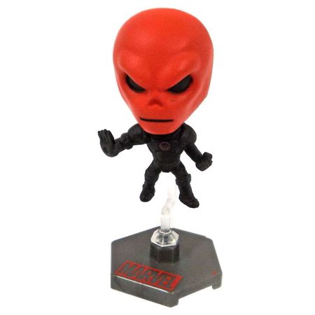 Marvel Original Minis Villains Series 1 Red Skull Mini Bobble Head - Female Villains Marvel