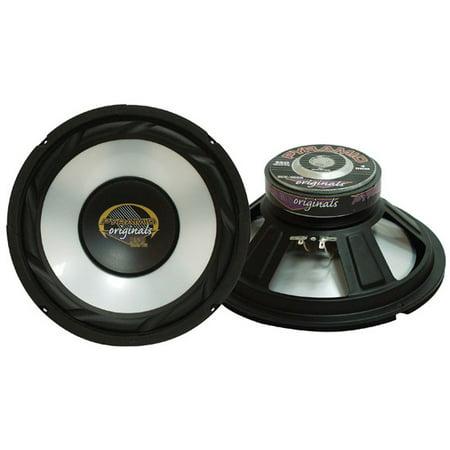Pyramid Wx65x 6.5 250w Car Audio Poly Cone Subwoofer Sub 250 Watt 6 - Pyramid 6.5 Dual Cone