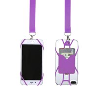 Gear Beast Universal Cell Phone Lanyard Neck Strap with Pocket
