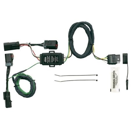HOPPY 42215 Trailer Wiring Connector Kit - Walmart.com on