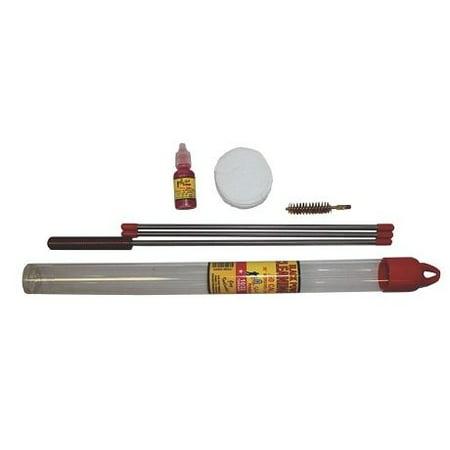 Pro-Shot .50 Cal. Black Powder Gun Cleaning Kit w/ 10/32 Threads, Stainless Stee Shotgun Stainless Steel