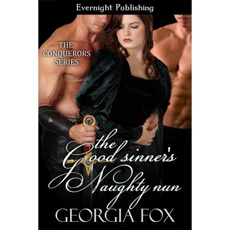 The Good Sinner's Naughty Nun - eBook (Georgia Fox The Conquerors)