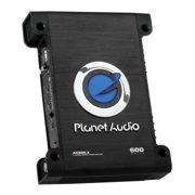 Planet Audio AC600.2 Anarchy Class AB Full-Range MOSFET Amp, 2 Channels, 600 Watts Max
