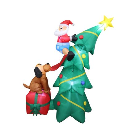 Christmas Inflatables Outdoor (Impact Canopy Inflatable Outdoor Christmas Decoration, Christmas Tree, 6 Feet)