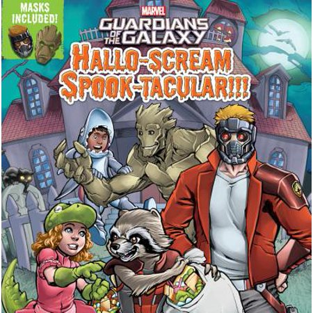 Guardians of the Galaxy Hallo-scream Spook-tacular!!!](The Spirit Of Halloween And New Guardian)
